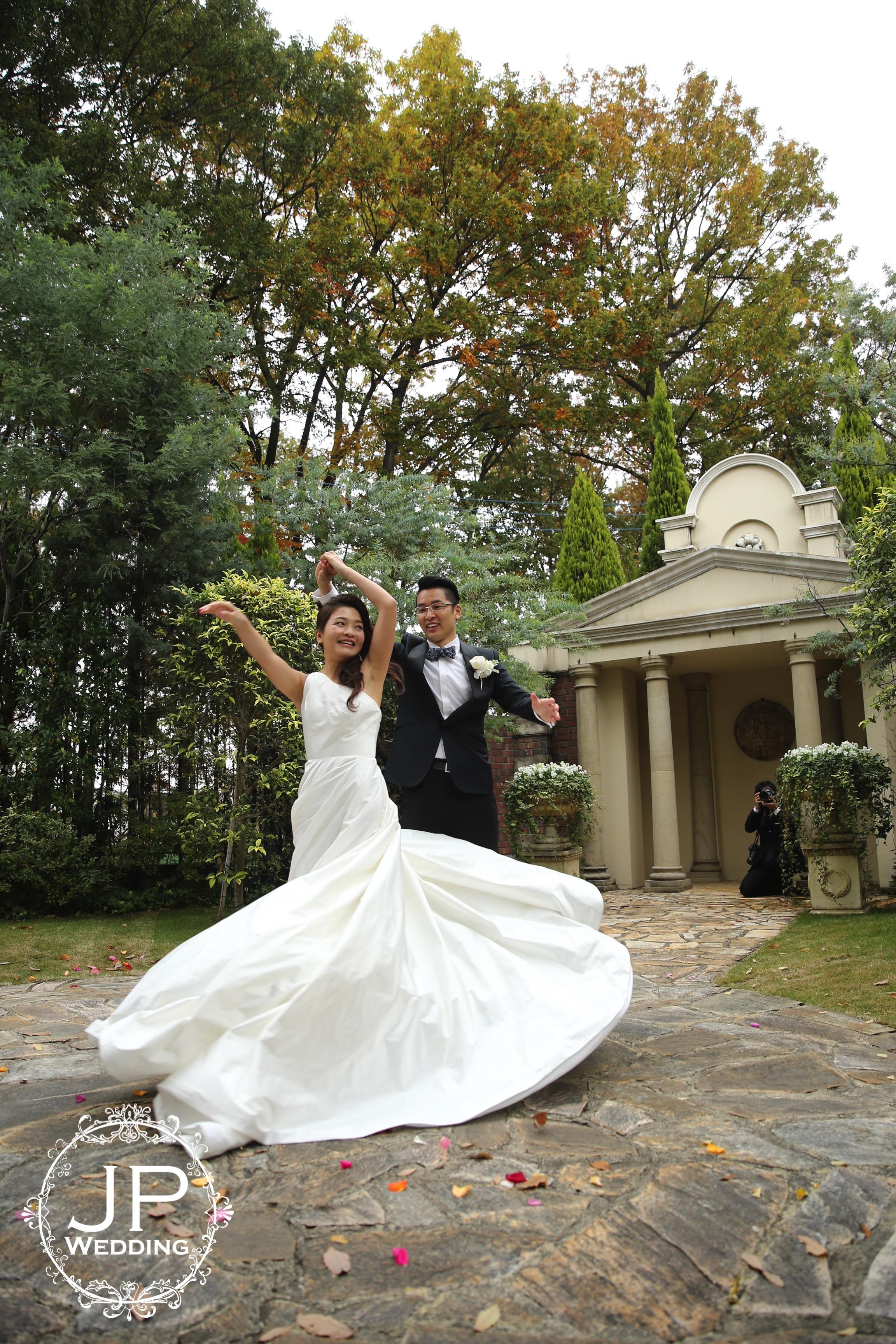 Tokyo Camelot Hills - JP Wedding-12