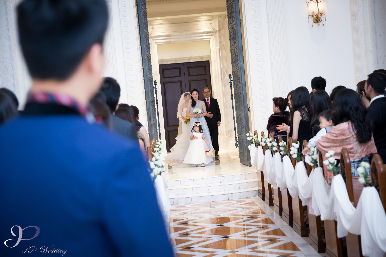 日本教堂婚禮JP Wedding (1)