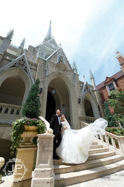 JP Wedding Chapel Glastonia
