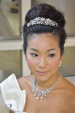 JP Wedding Bridal Makeup日式自然化妝