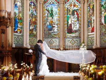 東京教堂婚紗攝影