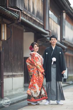 日本和服婚紗攝影 - JP Wedding-1