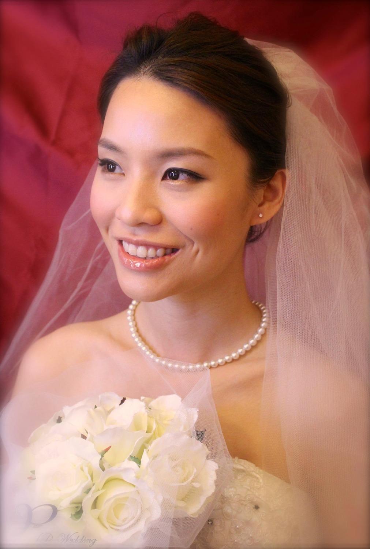 香港新娘化妝髮型JP Wedding