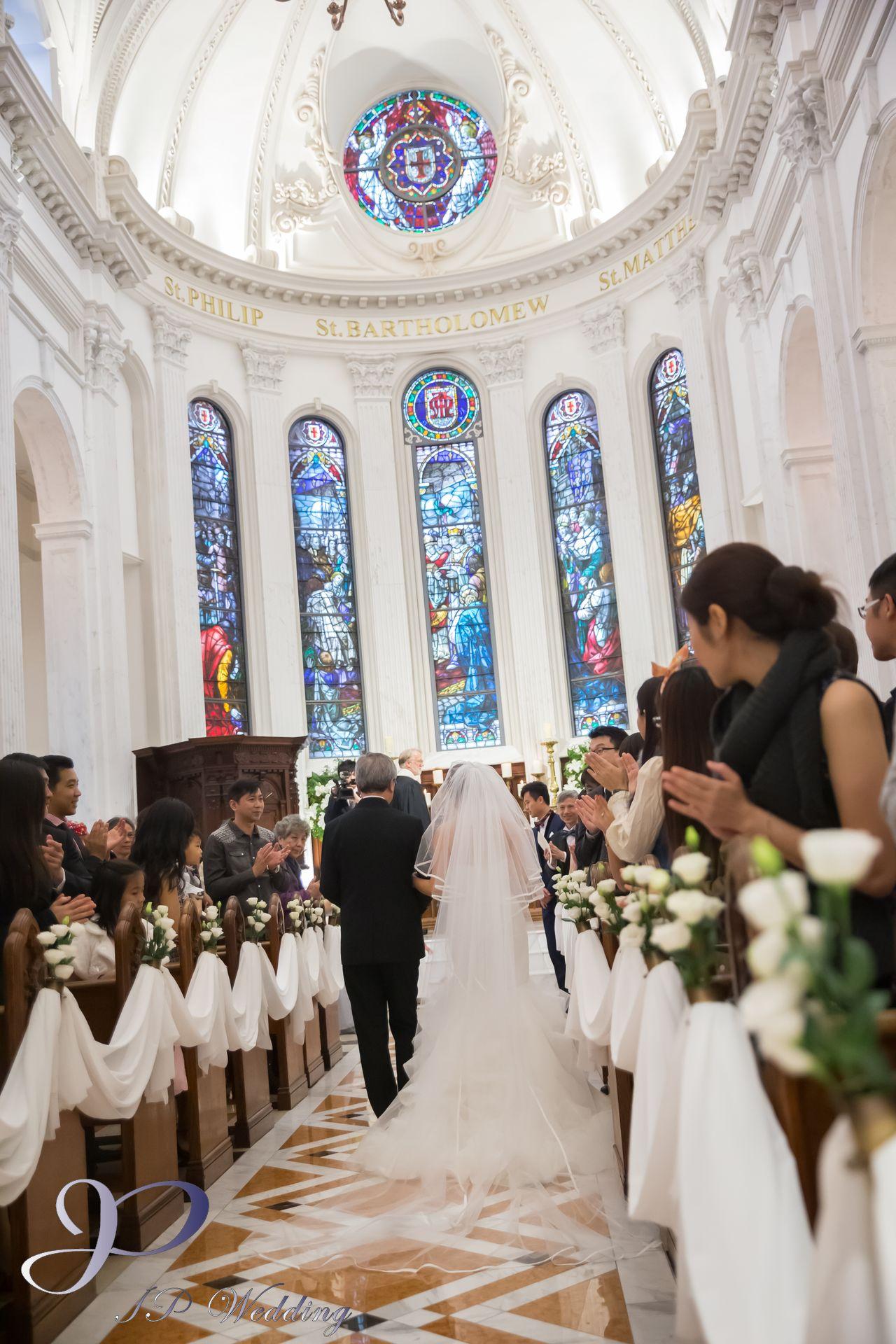 日本教堂婚禮儀式預約JP Wedding