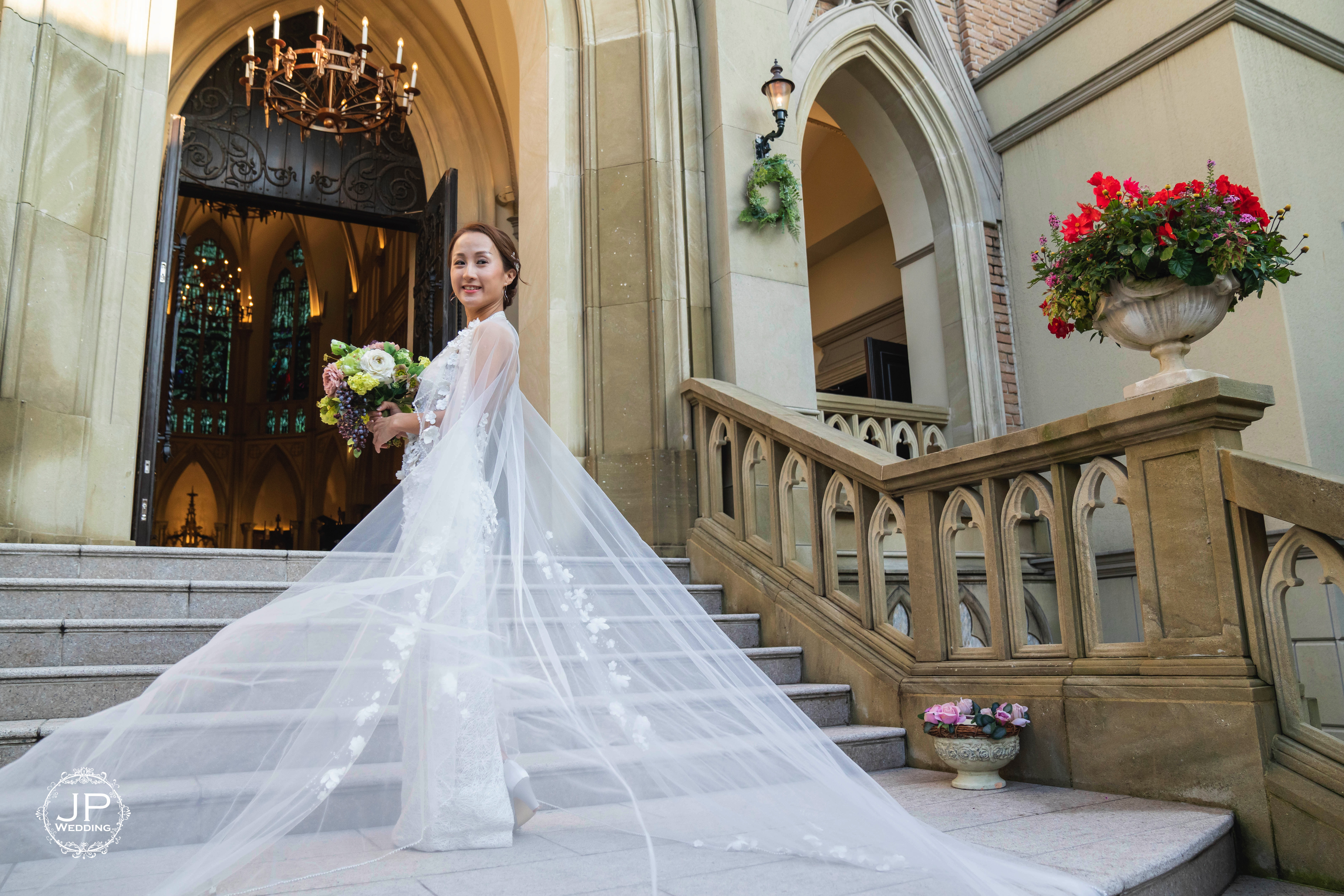 Heart Court Wedding HK-9
