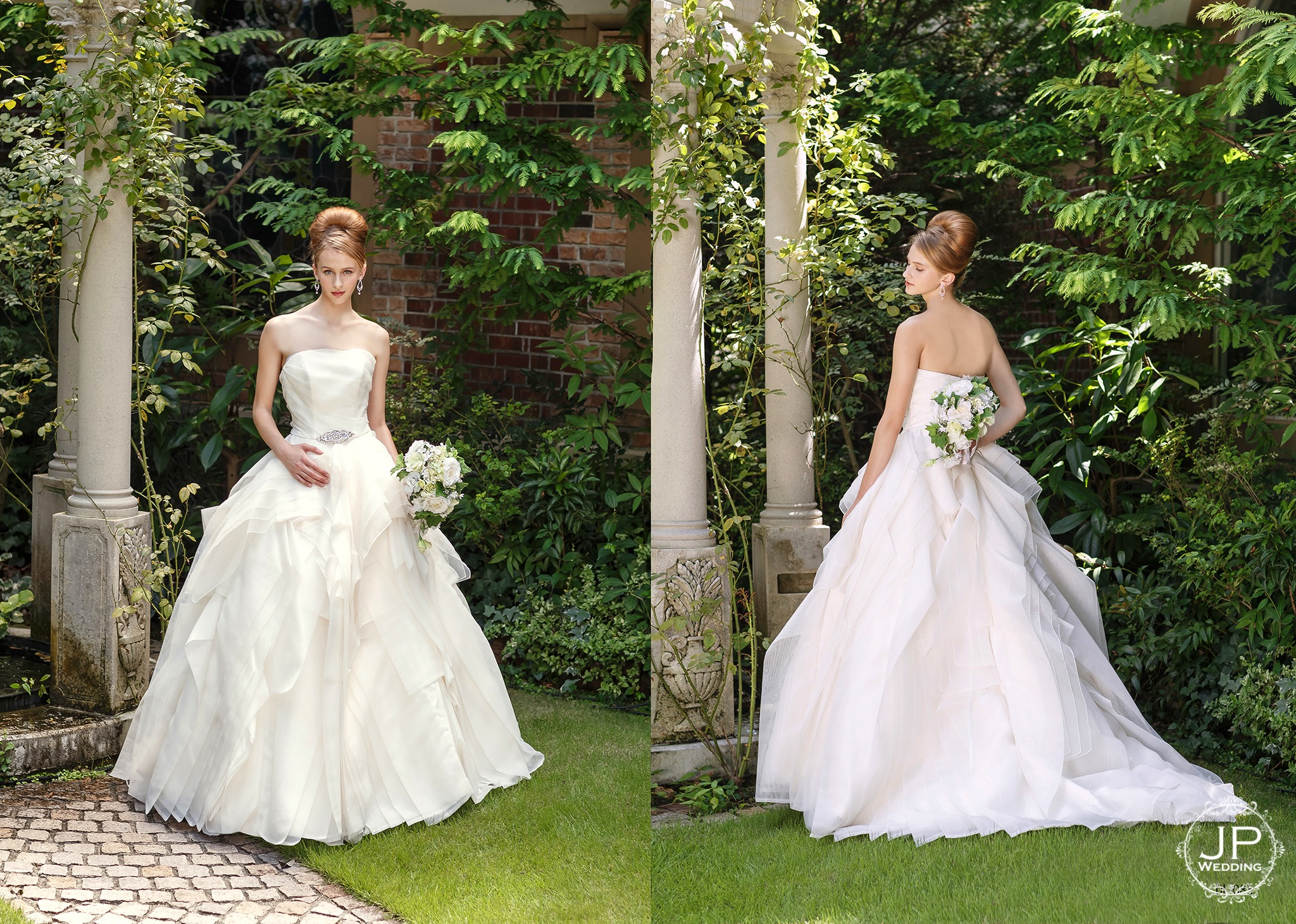 JP Wedding.高級日本婚紗-2