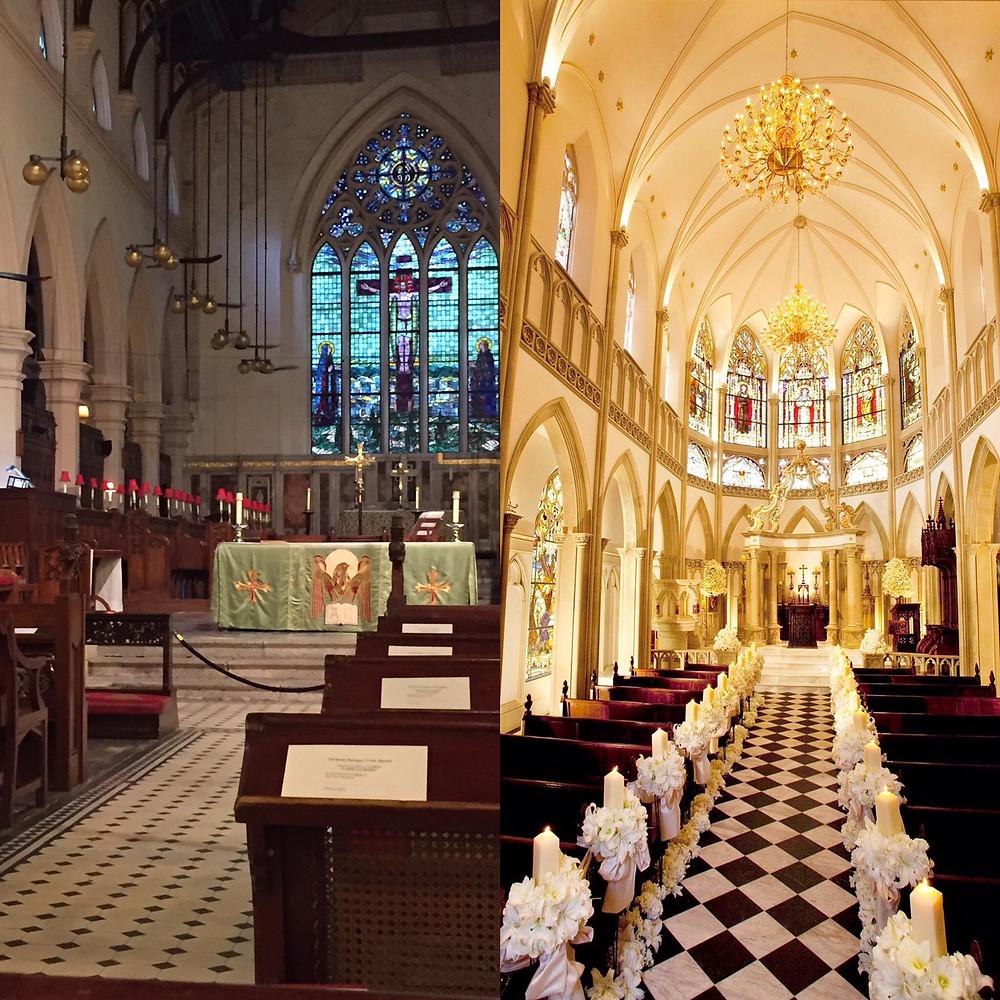 Hong Kong & Japan Chapel, JP Wedding