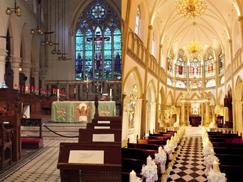 日本教堂與宗教問題
