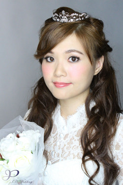 JP Wedding Bridal Makeup香港新娘化妝師