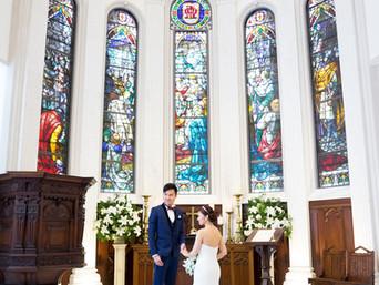 櫻花下的香港婚禮@日本名古屋百花籠