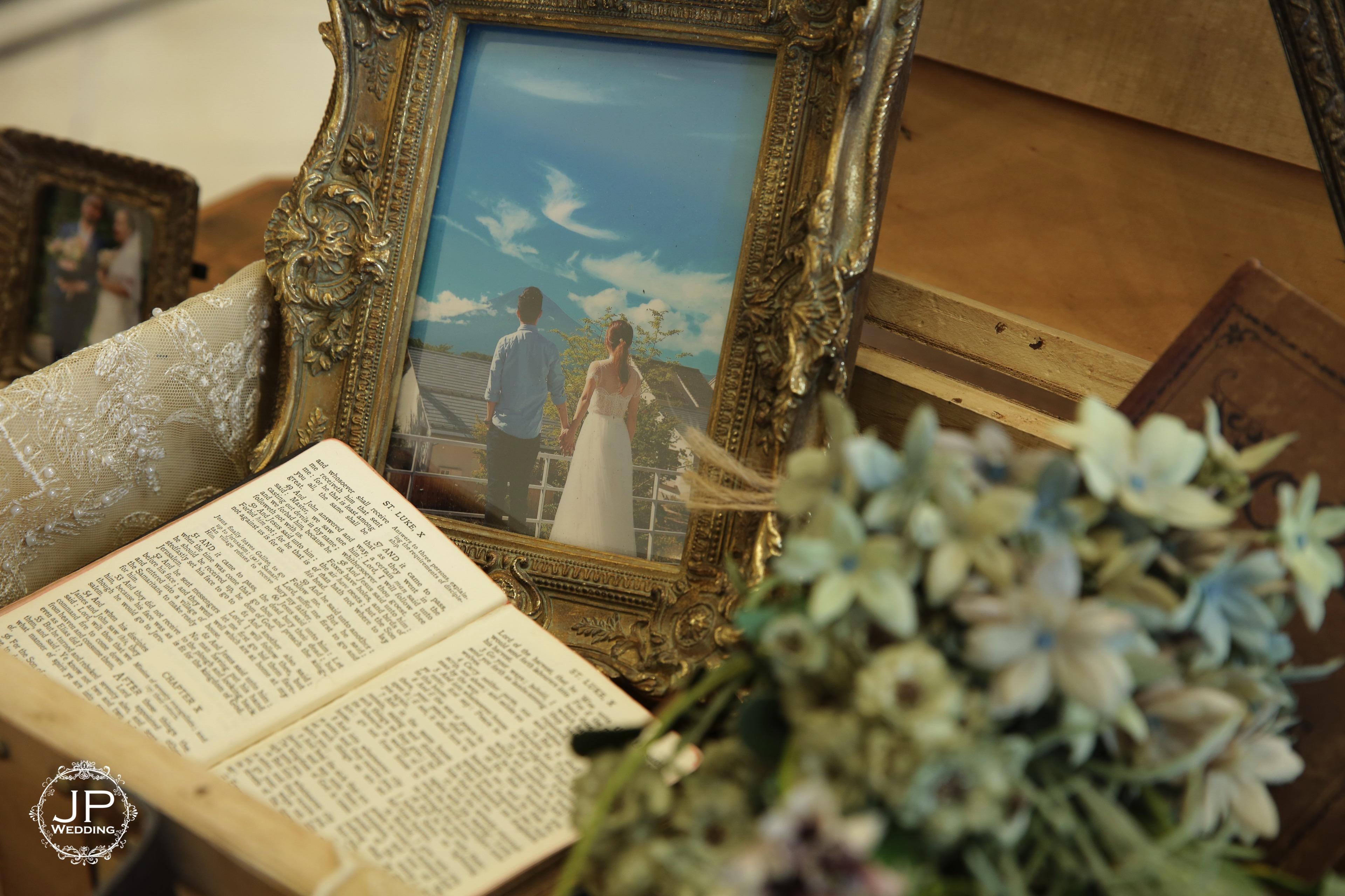 Heart Court Wedding HK