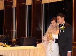 Bridal Makeup at Shangri La Hotel