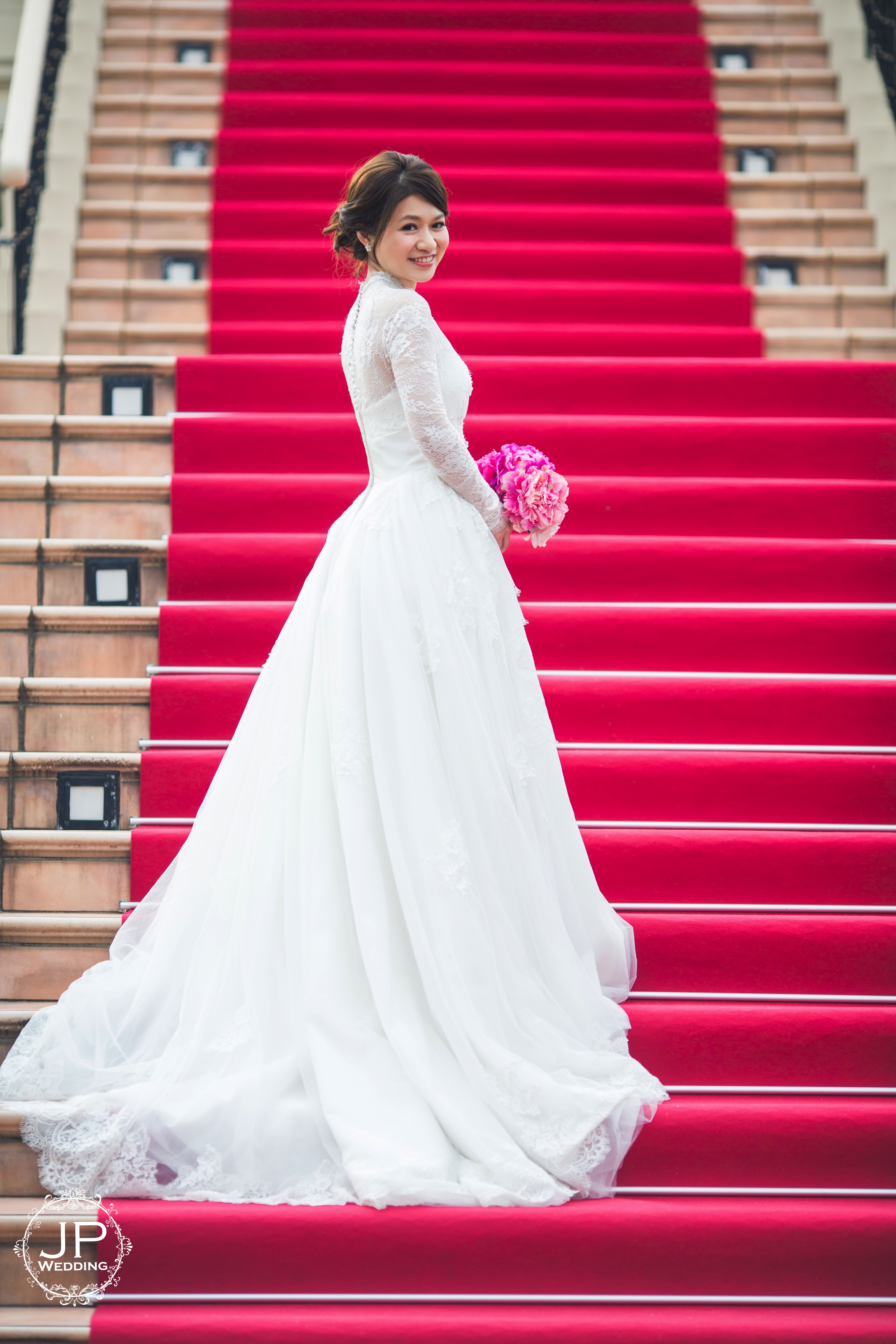Japan Chapel Prewedding- JP Wedding