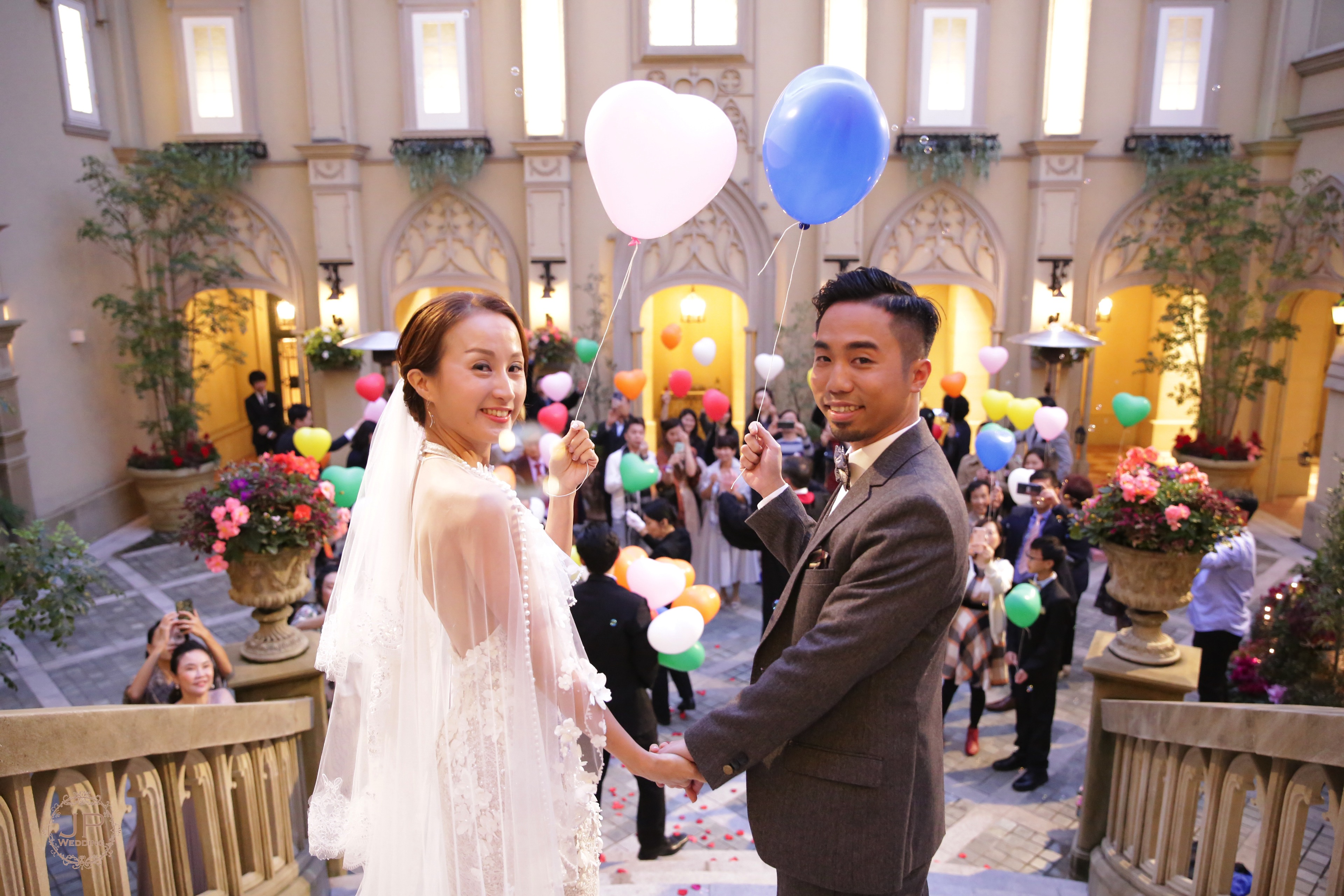 HK. JP Wedding. Heart Court Yokohama-12.