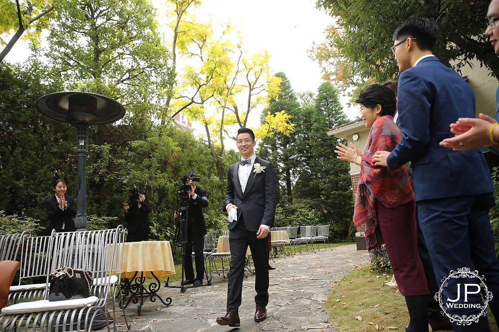 海外婚禮(日本註冊結婚)