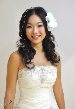 JP Wedding Bridal Makeup新娘化妝髮型參考