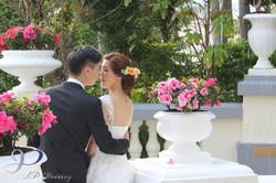 Wedding day makeupウェディングメイクアップ香港