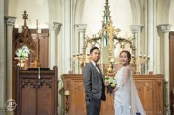 Heart Court Wedding HK-12