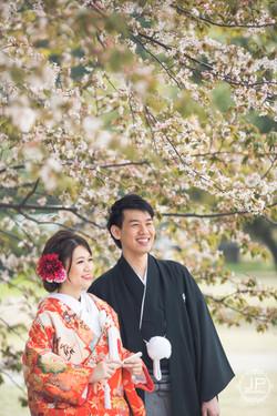 Japan Prewedding Photoshoot- JP Wedding