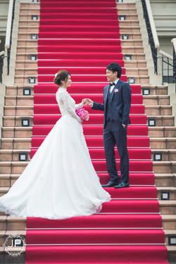 Japan Chapel Prewedding- JP Wedding-1