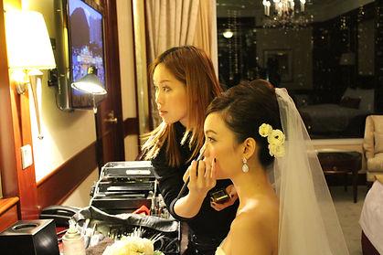 香港化妝師,婚禮化妝專門服務