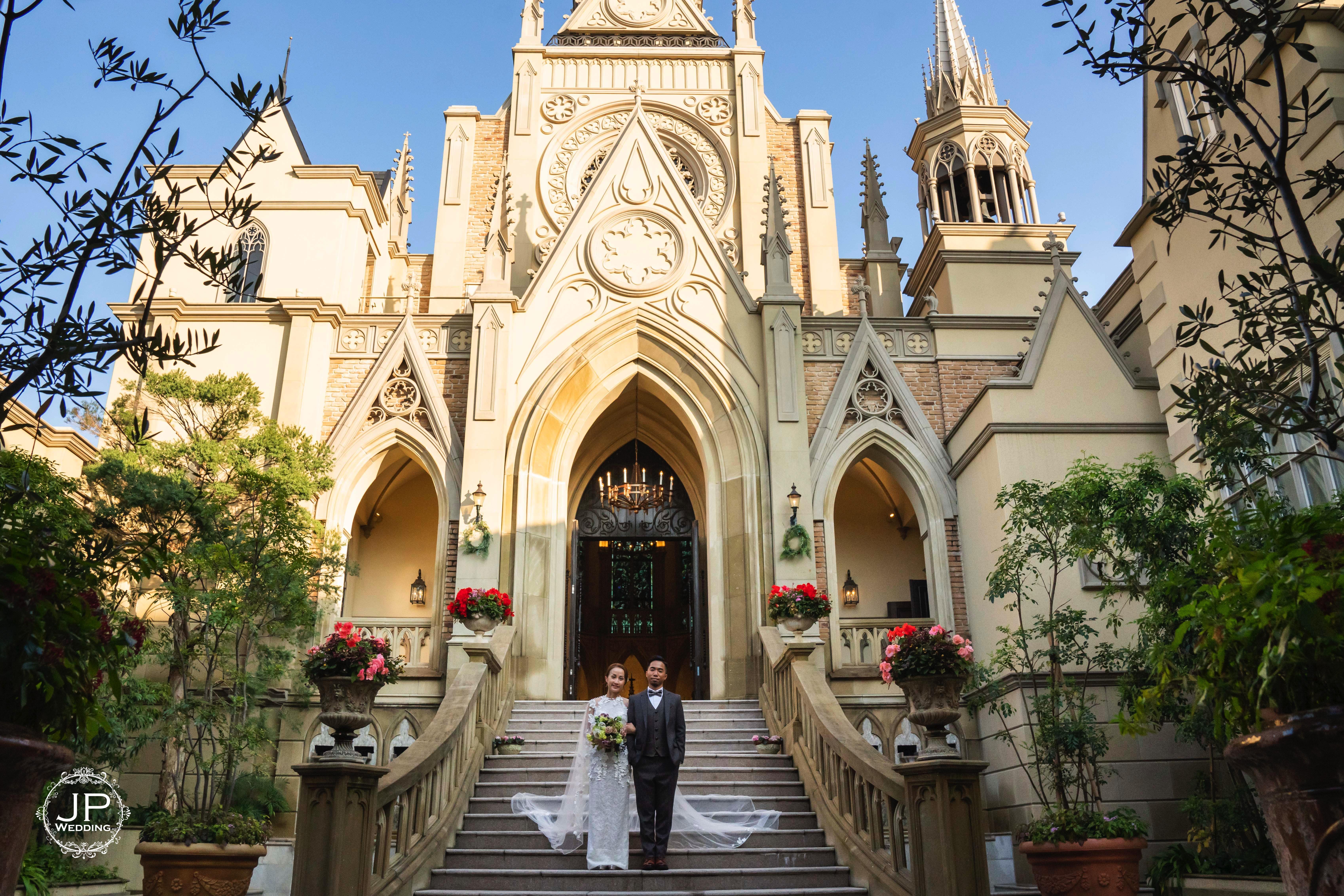 Heart Court Wedding HK-10