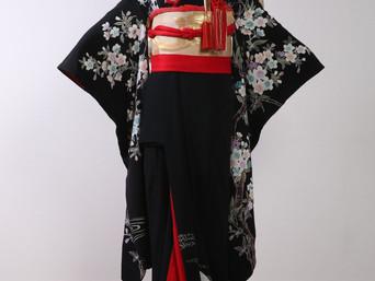 日本和服拍攝