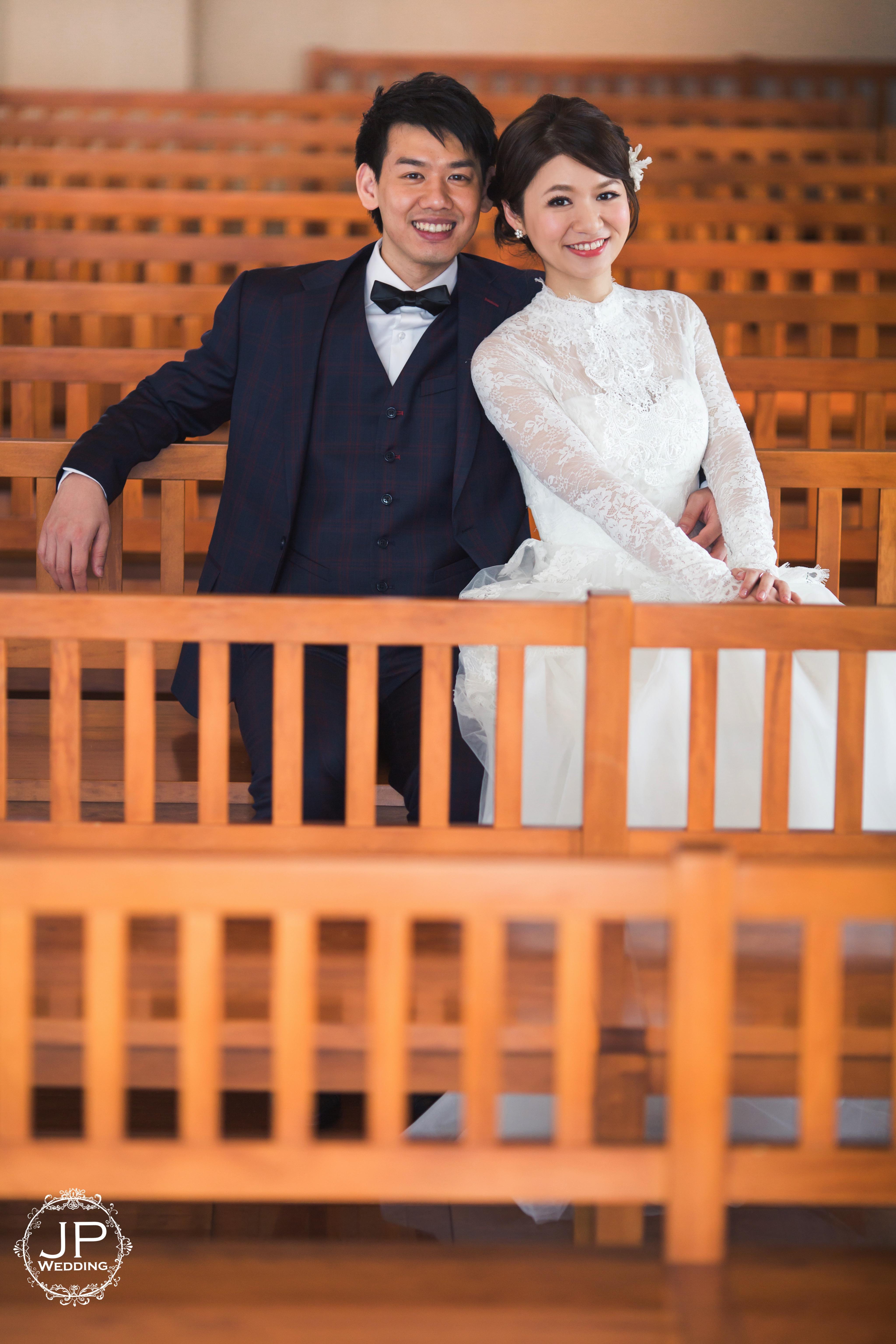 Japan Chapel Prewedding Photoshoot- JP Wedding-7