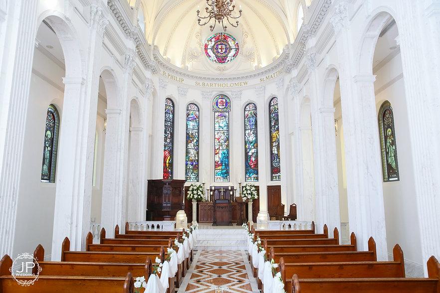 日本名古屋教堂百花籠