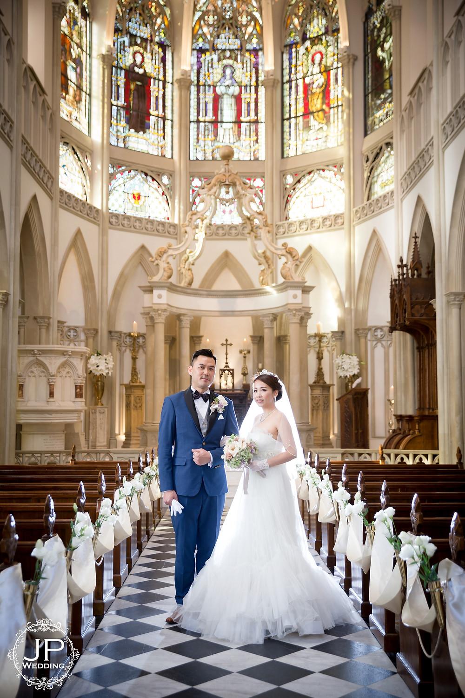 Oversea Church Wedding Japan, HK