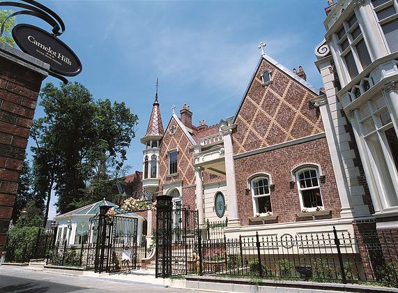 古典教堂婚禮儀式 Japan Antique Style Wedding Church HK