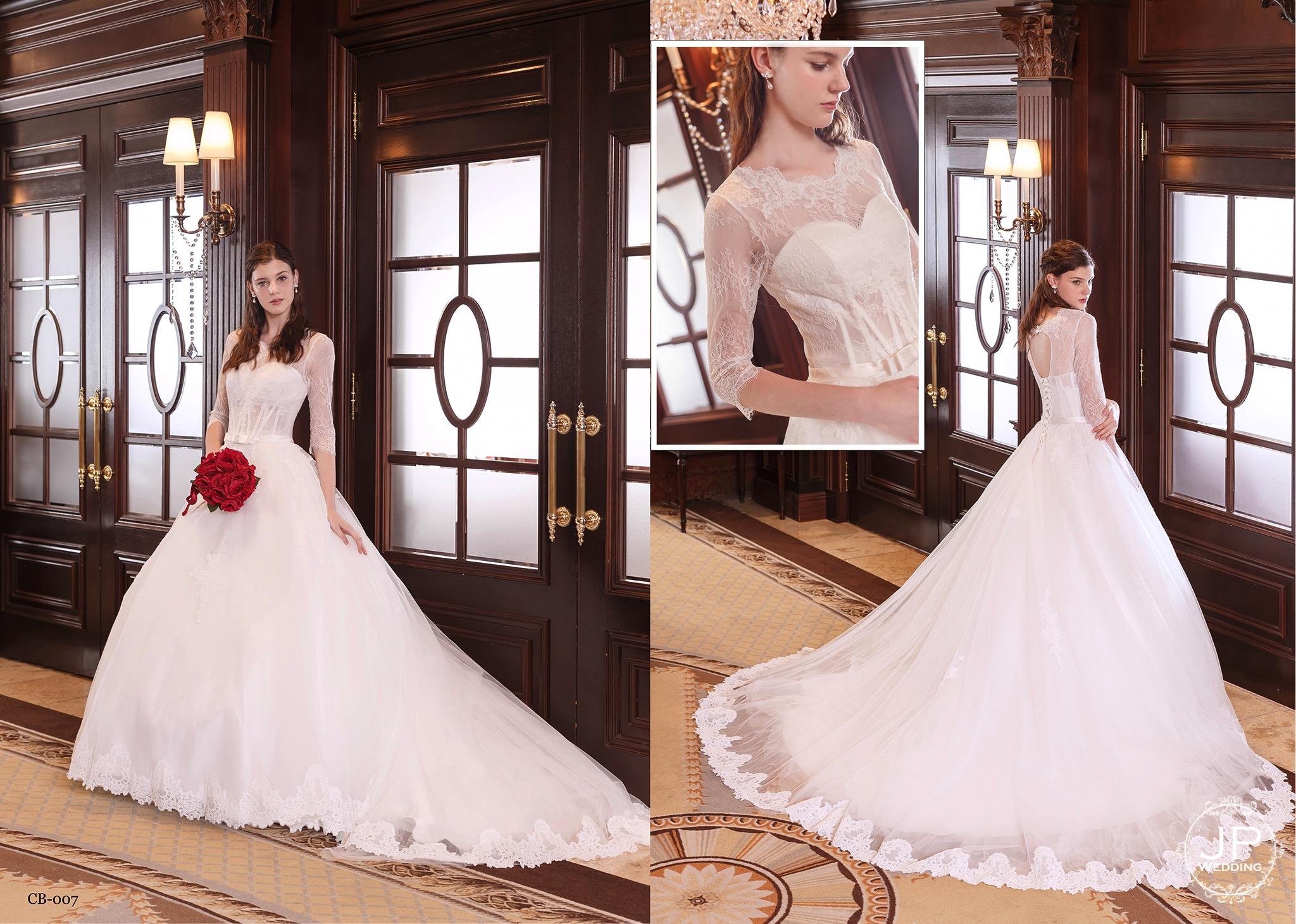 JP Wedding.高級日本婚紗