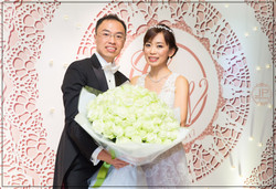 HK Bride & Groom Wedding Makeup