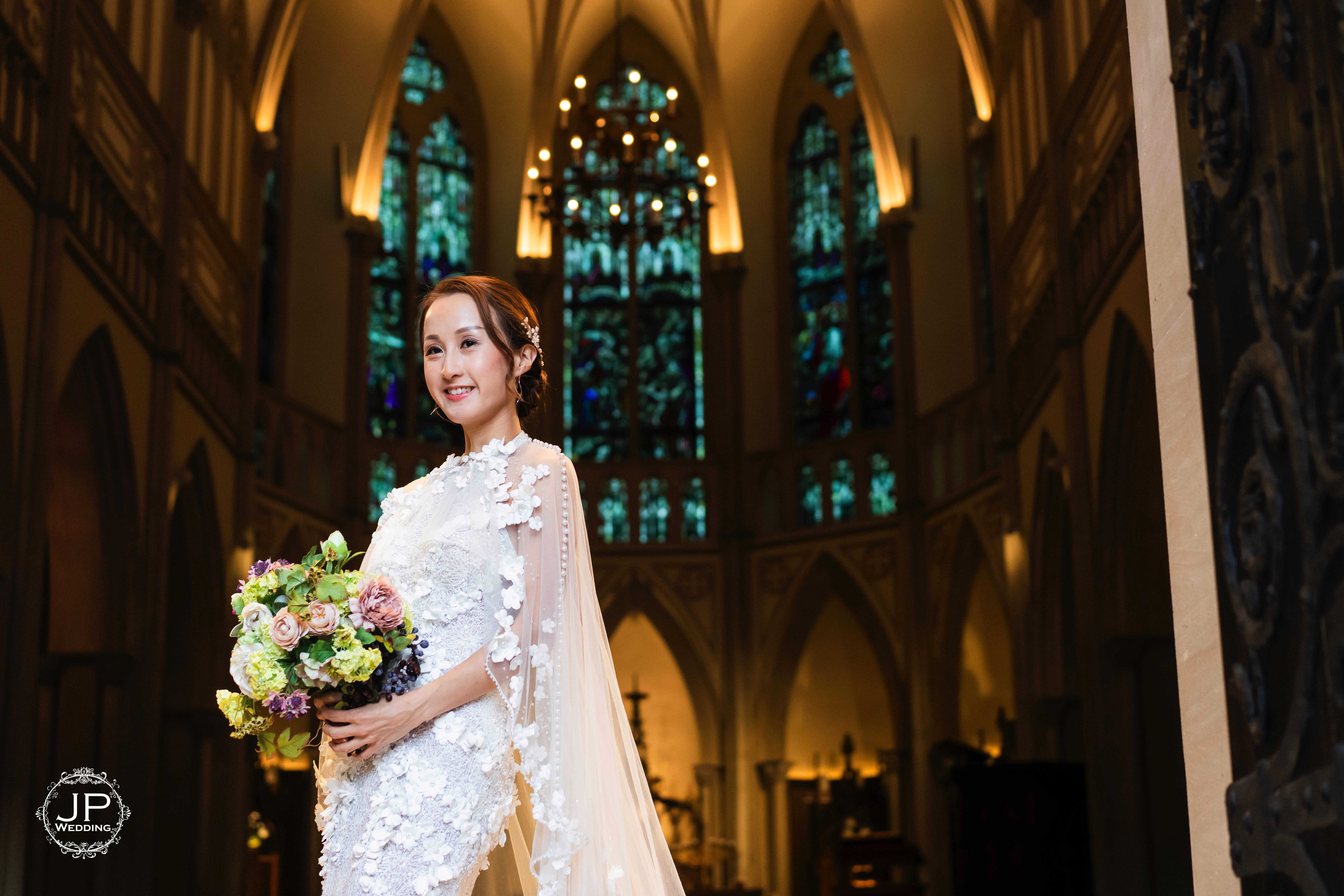 Heart Court Wedding HK-6