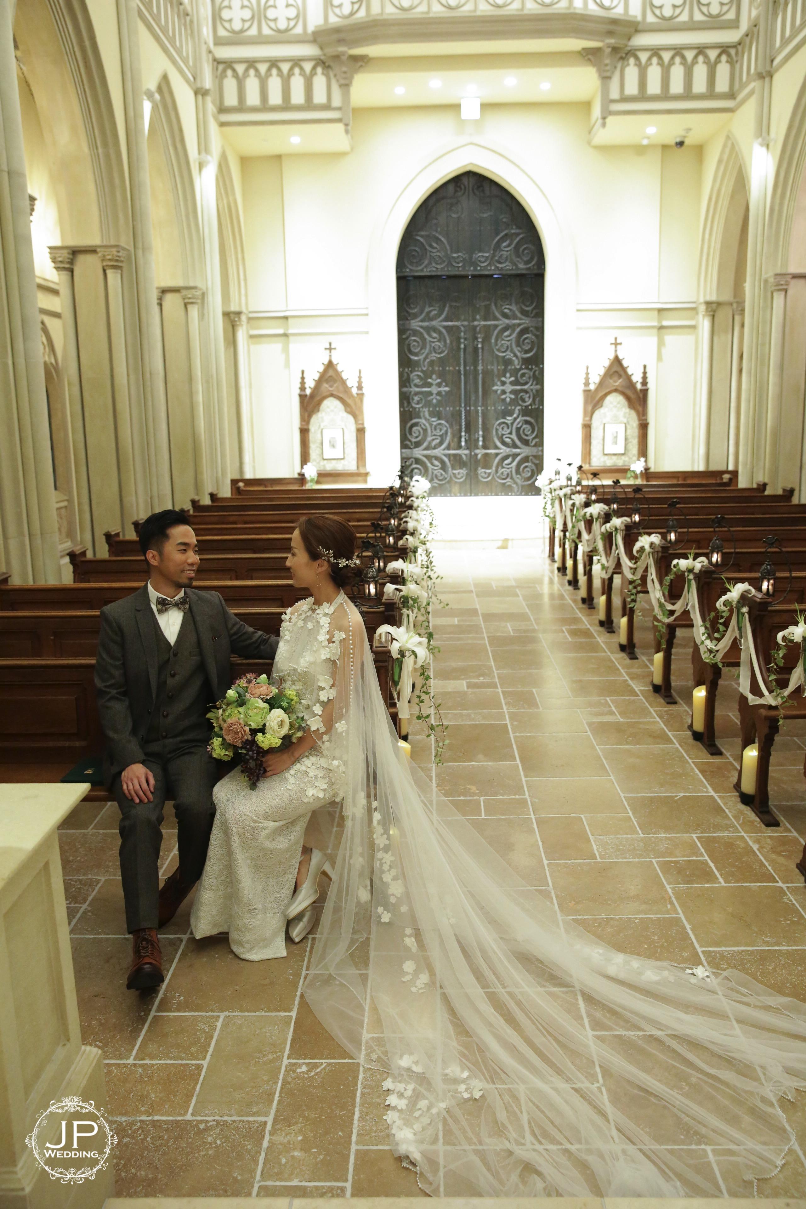 Heart Court Wedding HK-22