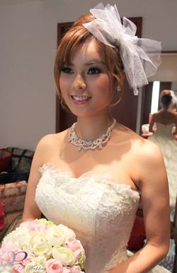 JP Wedding 婚禮化妝服務