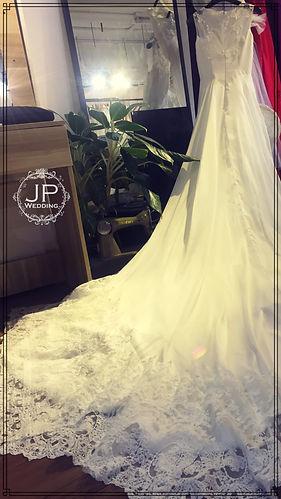 復古婚紗,古典教堂