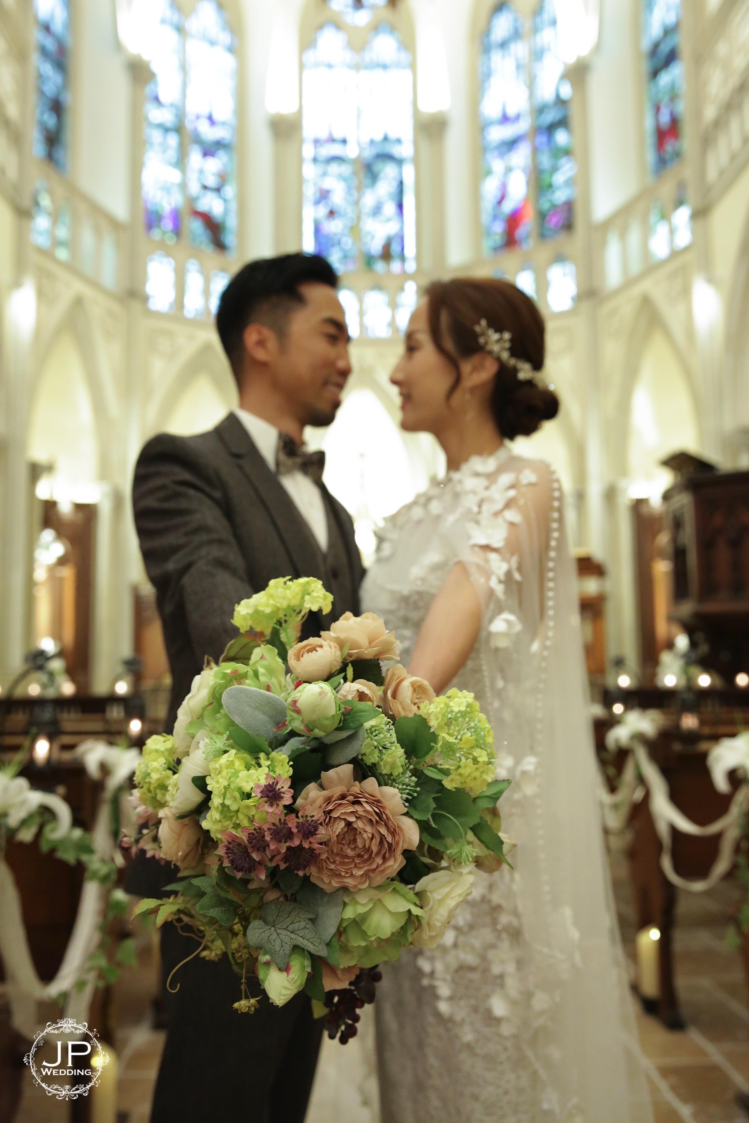 Heart Court Wedding HK-21