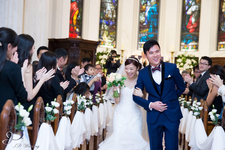 日本名古屋教堂結婚