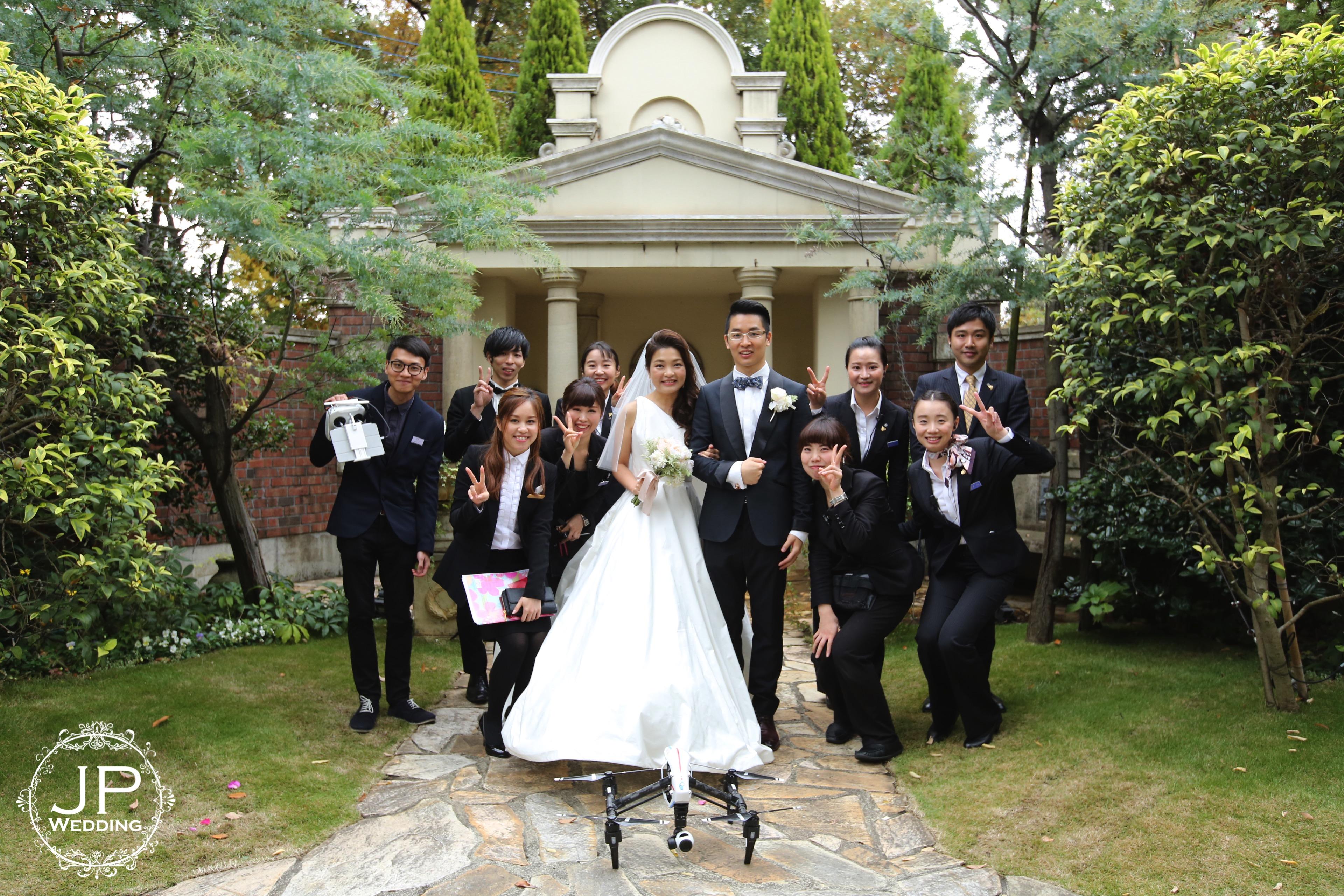Tokyo Camelot Hills - JP Wedding-25