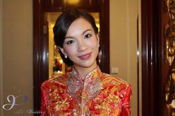 JP Wedding香港新娘化妝服務