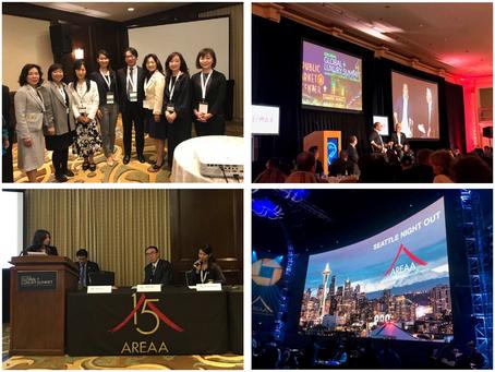 グローバルチームでシアトルでのAREAA(全米アジア不動産協会)サミットに参加してきました。