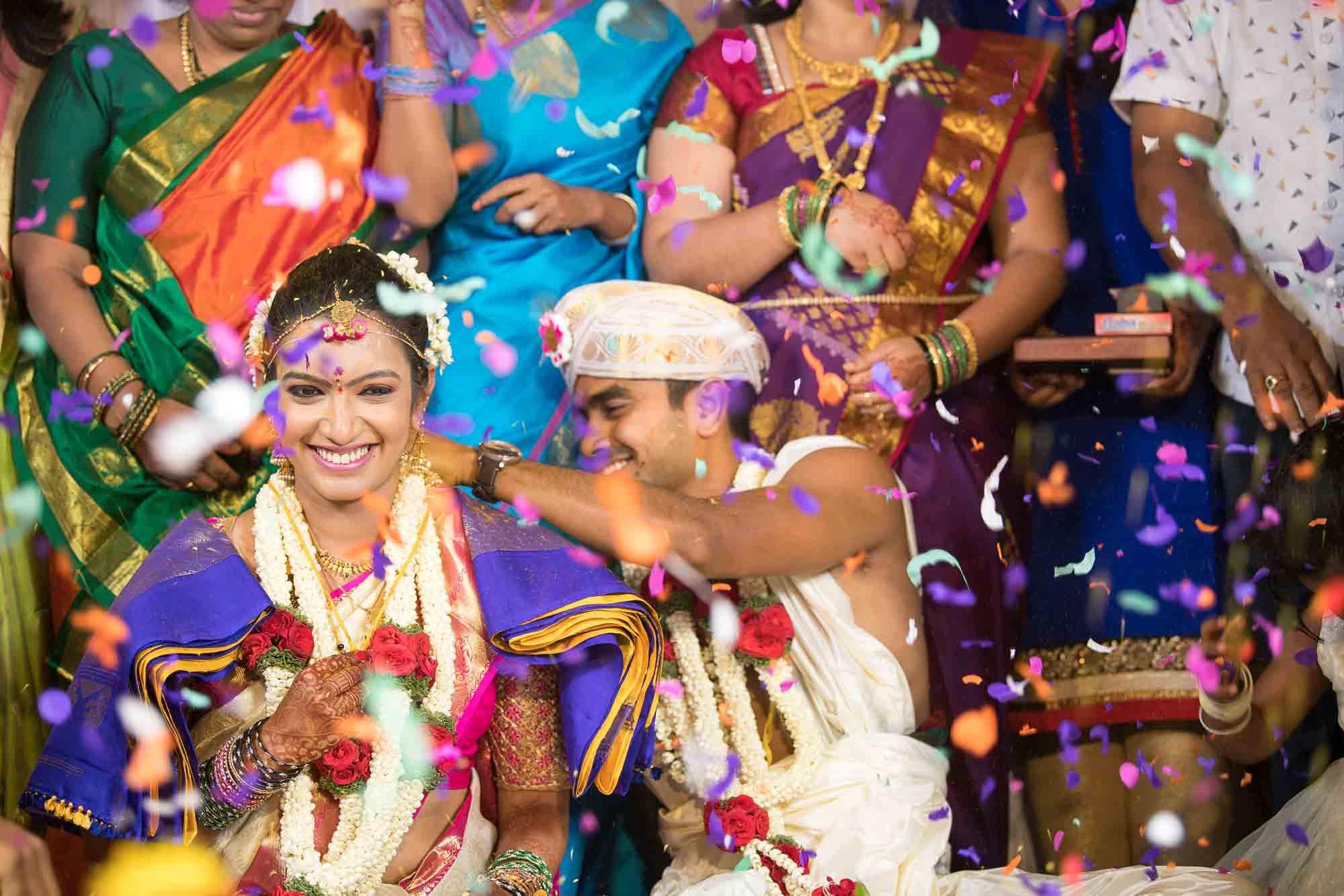 Kavya & Rakesh