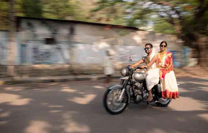 Nikhil & Bhargavi