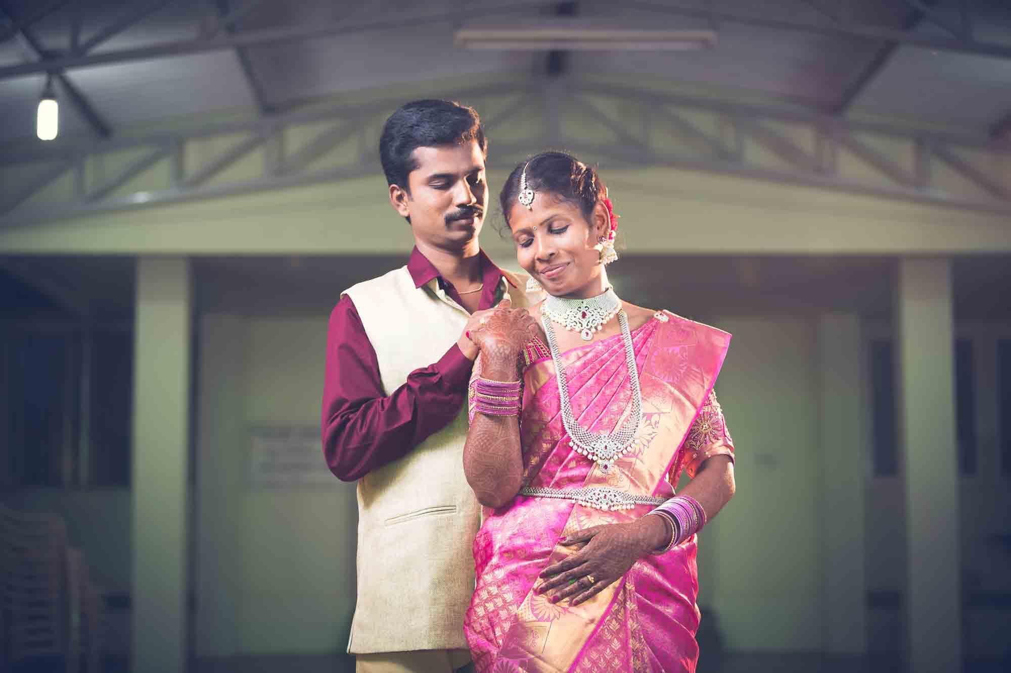 Chitra & Thangavadivel