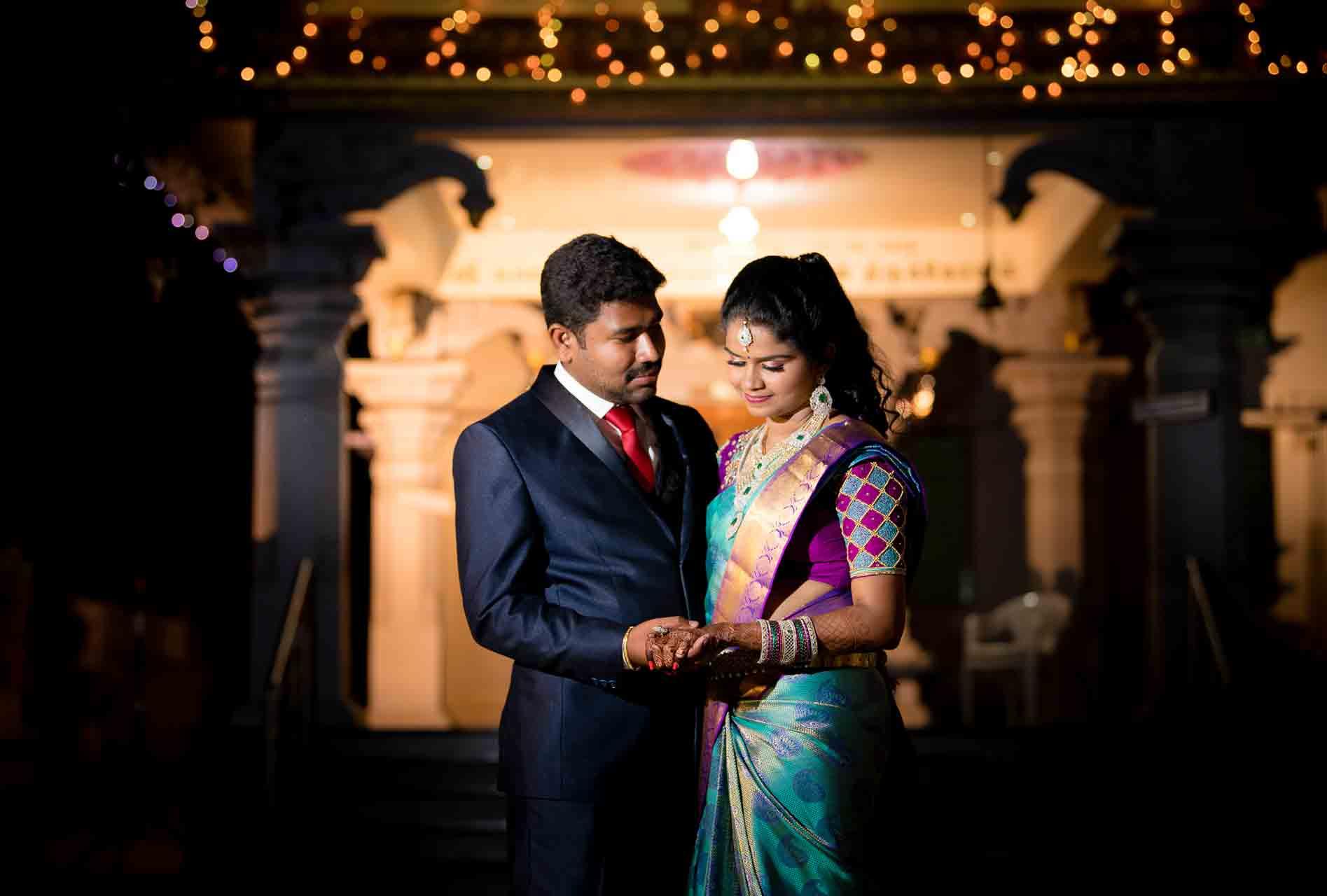 Satheesh & Abinaya