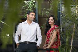 Vishal & Priya