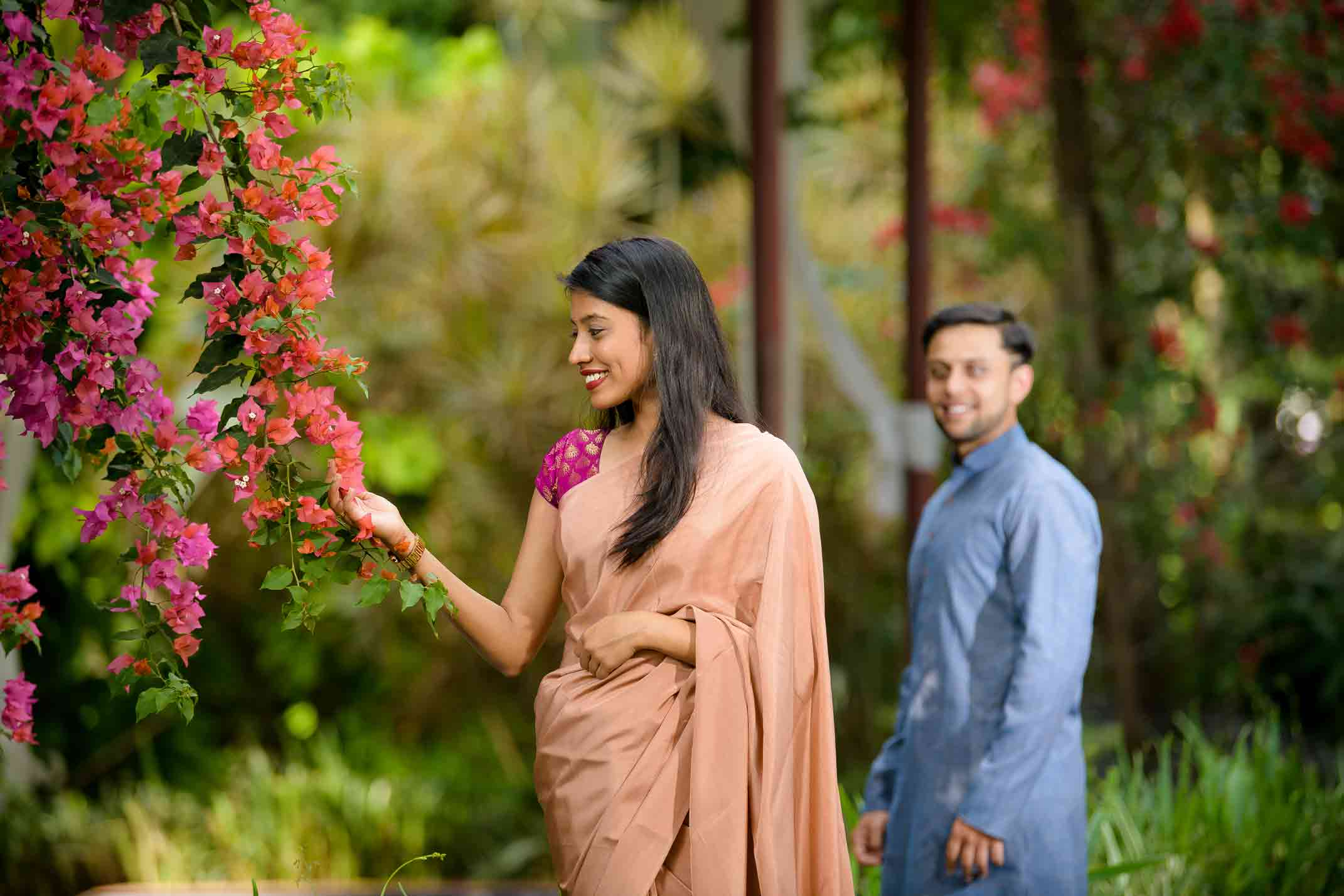 Pradeep & Dhanya