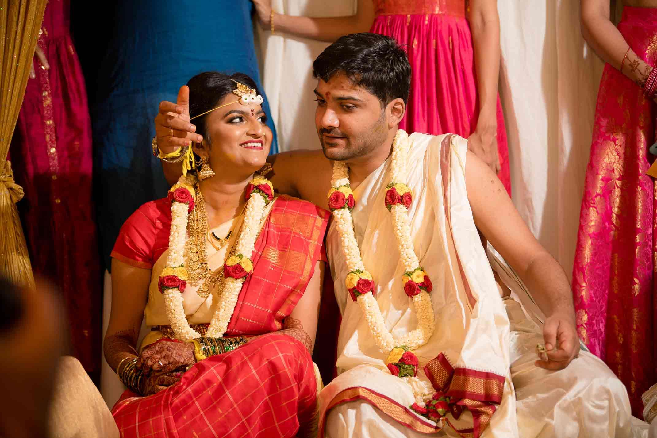 Niruph & Megha