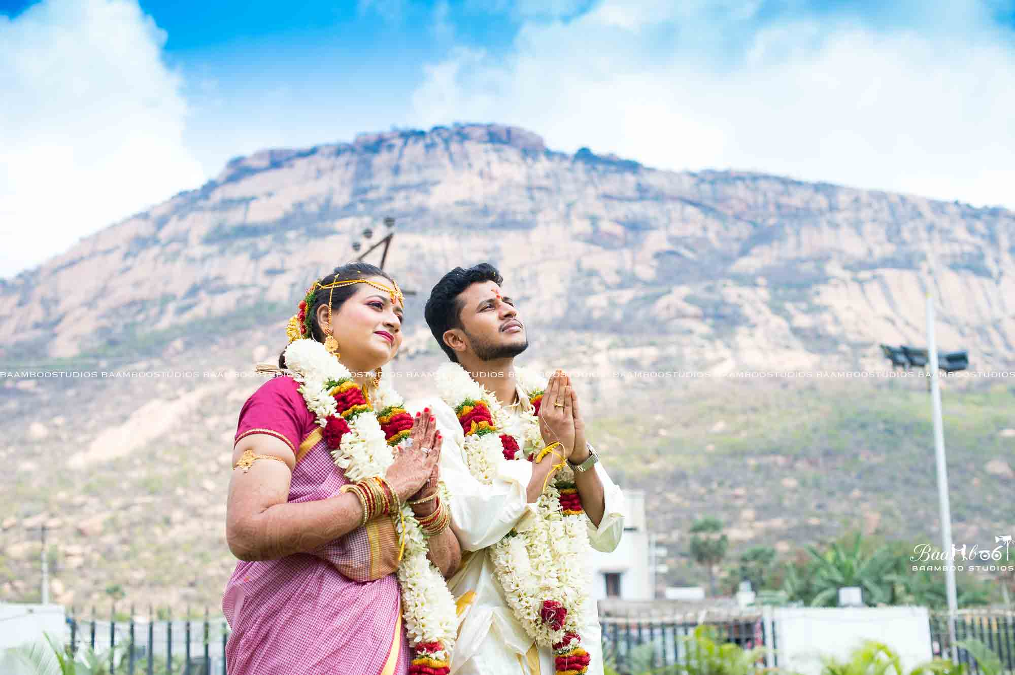 Yogachandran & Ishwarya